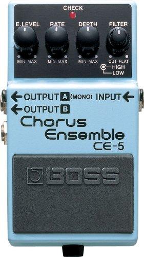 Boss CE-5 Stereo Chorus Ensemble by BOSS
