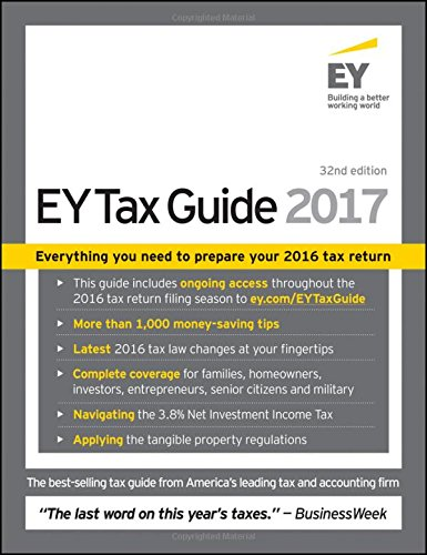 Ernst Young Tax Guide 2017