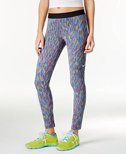 Nike Womens Pro Hyperwarm Tight, S, Blue by NIKE