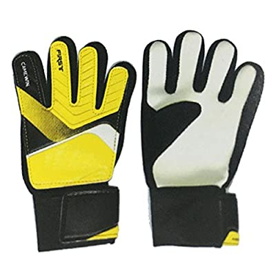 Senston High Quality Goalkeeper Gloves Soccer Goalie Gloves Help You Make Brilliant Saves in Soccer Match Kids Size