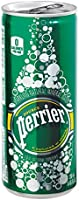 Perrier(ペリエ) プレーン 缶 330ml×24本[直輸入品]