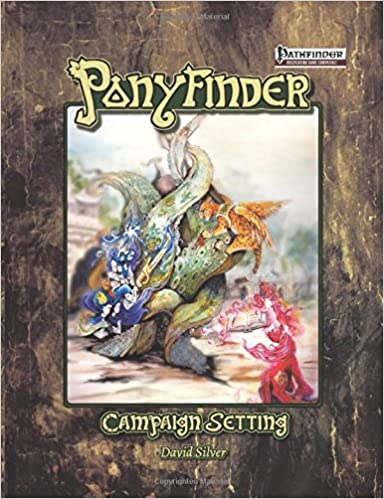 Book Ponyfinder - Campaign Setting