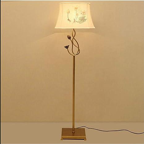 BWLZSP 1 UNIDS lámpara de pie Chino Sala de Estudio ...
