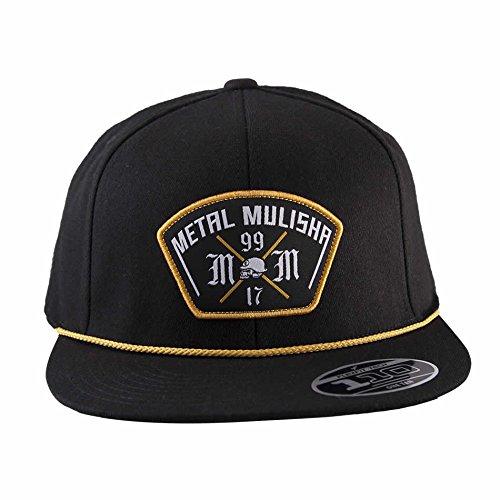 Metal Mulisha Men's Commando Snapback Adjustable Hats,One ()