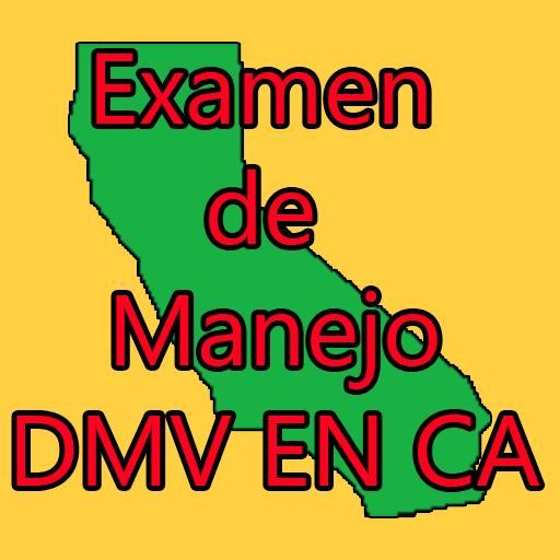 Examen de manejo DMV en CA