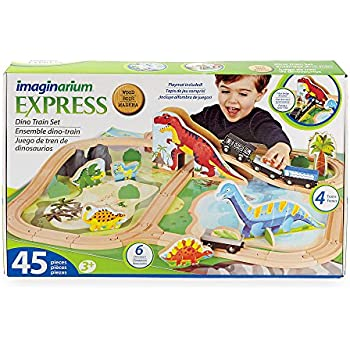 imaginarium dino train set instructions