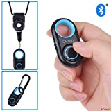 CamKix Camera Shutter Remote Control with Bluetooth® Wireless Technology - Lanyard with Detachable