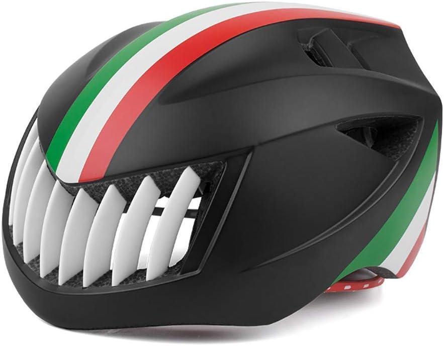 Casco de ciclista ciclomotor casco de una sola pieza de la guarnición de la PC + desmontable Shed Diseño de bicicletas de montaña a caballo casco de seguridad integrado Sombrero bici del camino de los