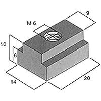 Proxxon 20394 Kit de fijación para tornillos