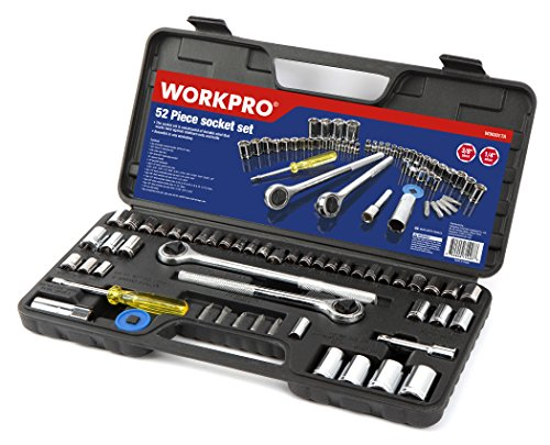 52 Piece Socket Set - 1