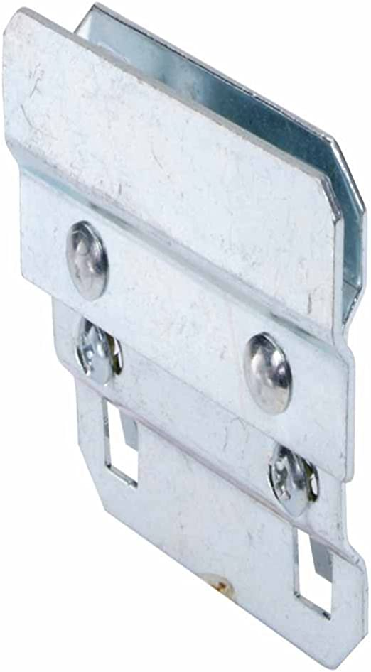 10-Pack Inch Projection Annealed Chromate Dipped Steel Extended Spring Clips for DuraBoard or 1//8 Inch and 1//4 Inch Pegboard Triton Products 73105 DuraHook 1//4-Inch to 1//2-Inch Hold Range 7//8