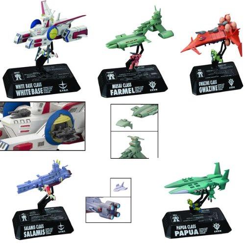 コスモフリートコレクション 機動戦士ガンダムACT1 BOX B00AGD2GEE