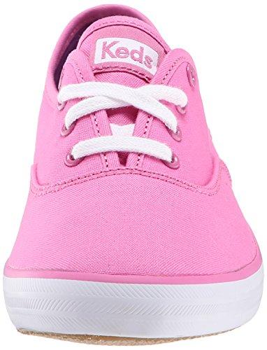 Keds Femmes Champion Saisonnier Printemps 2014 Sneaker Rose