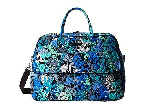 Vera Bradley Luggage Women's Grand Traveler Camo Floral Duffel Bag