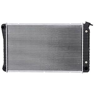 Spectra Premium CU921 Complete Radiator for Buick/Oldsmobile/Pontiac