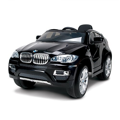 Huffy 17034 BMW X6 6-Volt Battery-Powered Ride-On, Black