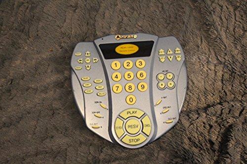arirang-rch-1000-remote-control