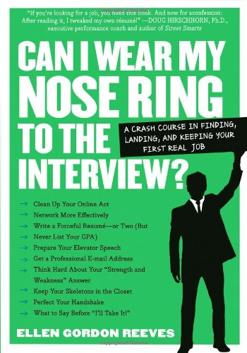 CAN I WEAR MY NOSE RING TO INTERVIEW?