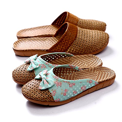 Indoor Goal for Men Summer Skidproof Toe Wind Beach Breathable Flax Slipper Women Slippers 02 Sandals Linen Close FqSO8d