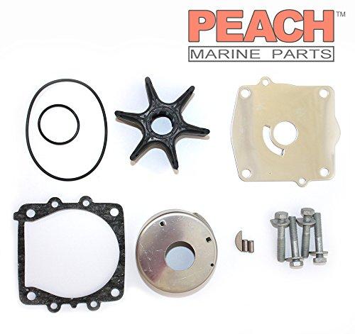 Peach Marine Parts PM-6N6-W0078-02-00 Water Pump Repair Kit; Replaces Yamaha: 6N6-W0078-02-00 Made by Peach Marine (02 Peach)