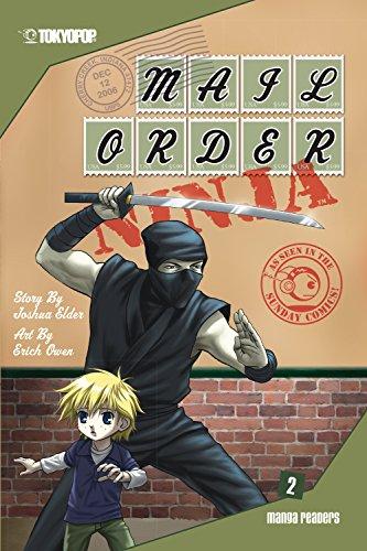 Mail Order Ninja manga volume 2