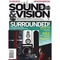 1-Year (6 Issues) of Sound & Vision Magazine Subscription
