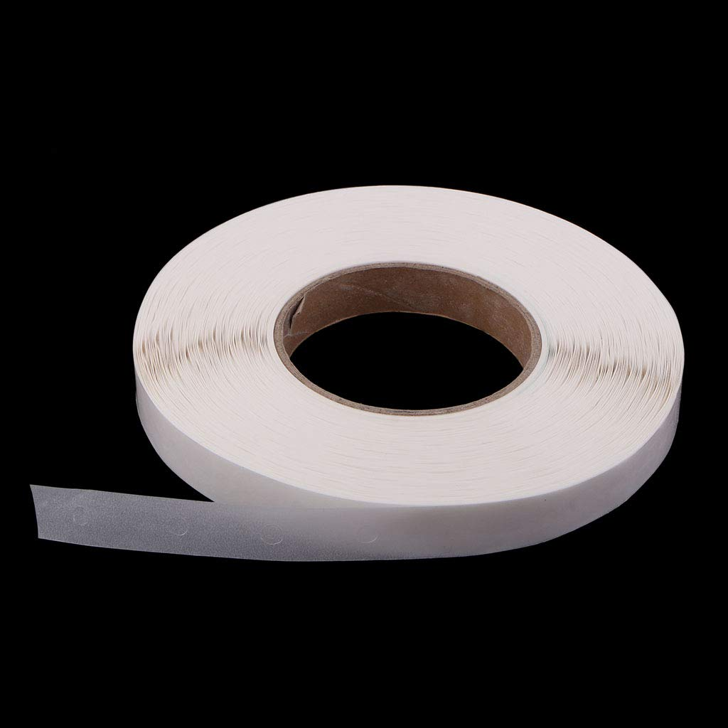 B Baosity 5000 Pezzi Adesivi per Punti Colla Removibile Fornitura Artigianale per Carte Regalo Scrapbooking