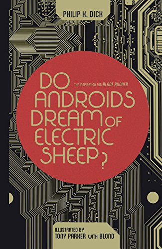 Image result for Do Androids Dream of Electric Sheep? cover
