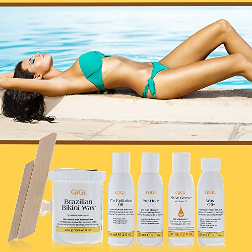 Amazon gigi brazilian bikini home waxing kit complete hair amazon gigi brazilian bikini home waxing kit complete hair removal system beauty solutioingenieria Choice Image
