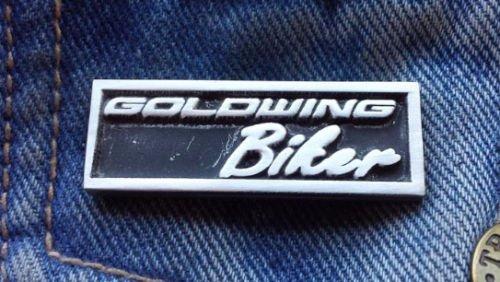 Goldwing Pins Moto Honda Pins broches en m/étal Tour Bike Post UK gratuit en /étain badge /à /épingle /à boire Bi/ère Vin Pub Bar f/ête Real Ale