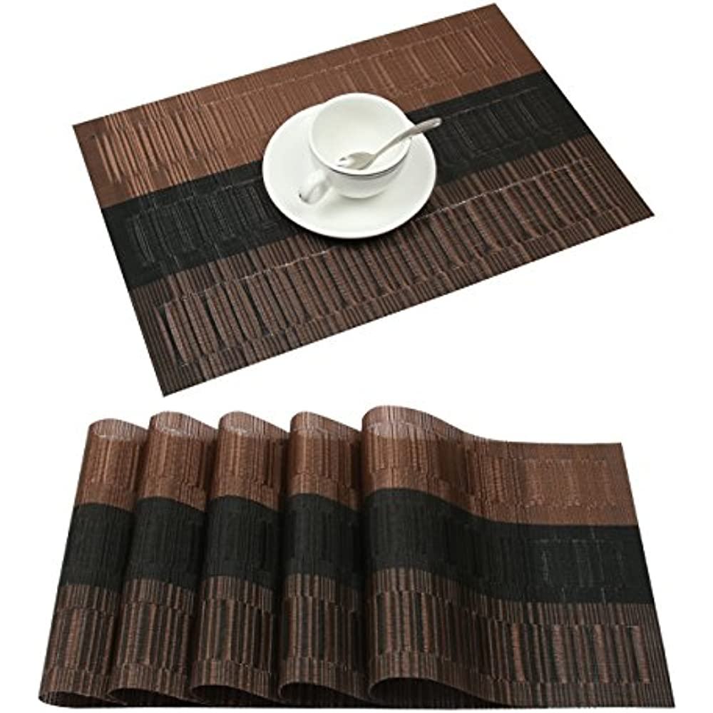 Bamboo Kitchen Placemat ~ Stunning Place Mat Dinner Table Mat