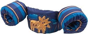 Stearns Original Puddle Jumper Kids Life Jacket | Deluxe Life Vest for Children, Lion