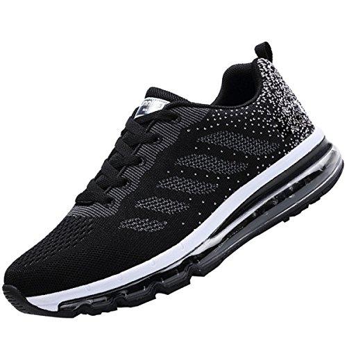 Chaussures De Sport Pour Hommes Et Femmes Chaussures De Course Pour Hommes Occasionnels Air Cushion 1 cN53dnc
