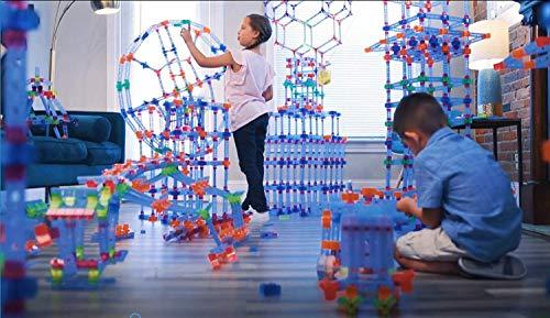 Brackitz STEAM Education Center | STEM Construction Building Block Toy | Sensory Learning Toys for Children PreK-6 | 1224 Pc Set by Brackitz (Image #6)