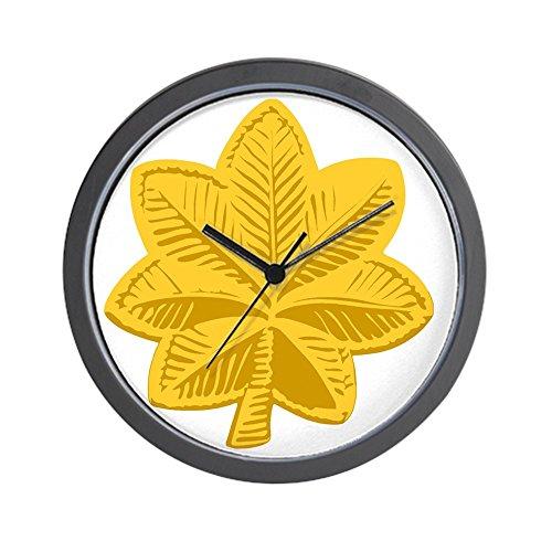 CafePress - USAF-Maj-Gold - Unique Decorative 10' Wall Clock