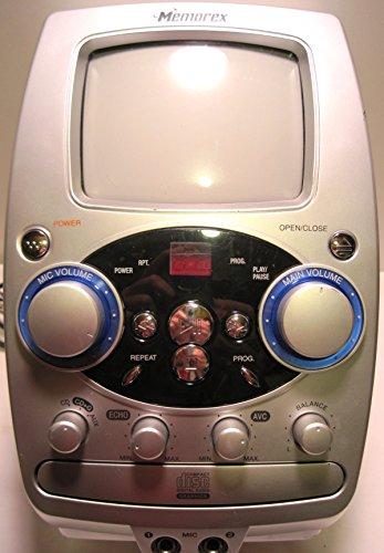 (Memorex Portable Karaoke System - MKS8506)
