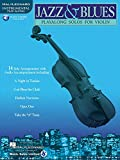 Jazz and Blues Playalong Solos for Violin