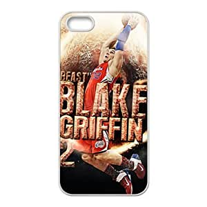Diy Case for iPhone 5,5S ,Blake Griffin Customized case Fashion Style UN839993