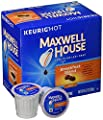 MAXWELL HOUSE Breakfast Blend Coffee, K-CUP Pods, 18 count (Pack Of 4)