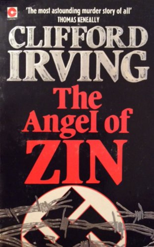 #freebooks – THE ANGEL OF ZIN — A Holocaust Mystery by Clifford Irving