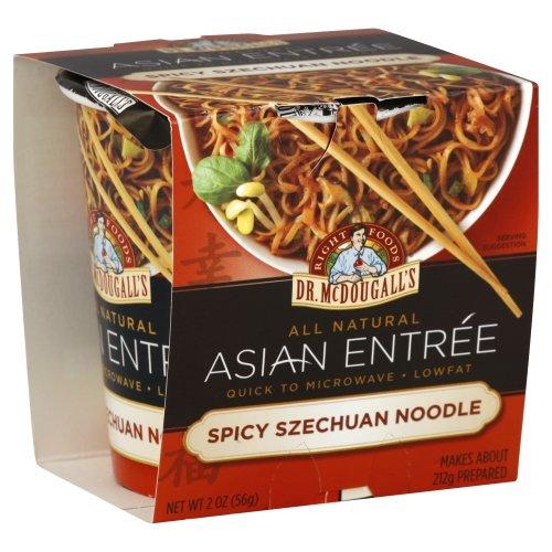 Dr. McDougall's Asian Entree Spicy Szechuan Noodle -- 2 oz