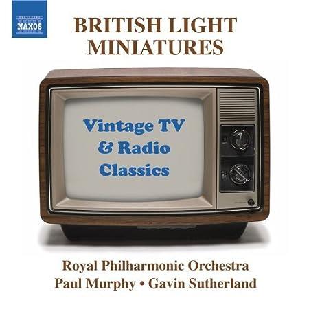 Vintage TV & Radio Classics by Vintage TV & Radio Classics : Vintage TV & Radio Classics: Amazon.es: Música