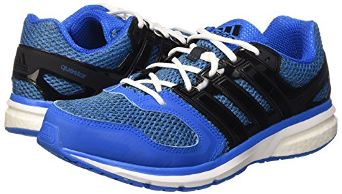 Pour Ftwbla De Course Boost Questar azuimp Homme M Adidas Chaussures Negbas Bleu nH7axgO