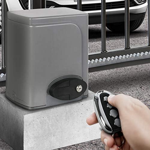 Timbertech - Mando a Distancia Universal (Botones de Control Remoto para Puertas correderas): Amazon.es: Hogar