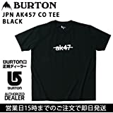 (バートン)BURTON 2016 Tシャツ AK457 CO Tee BLACK/WHITE/NAVY/ 17186100 btn-1780