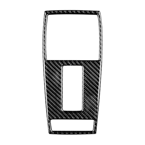 Amazon.com: Adhesivo de fibra de carbono para Mercedes Benz ...