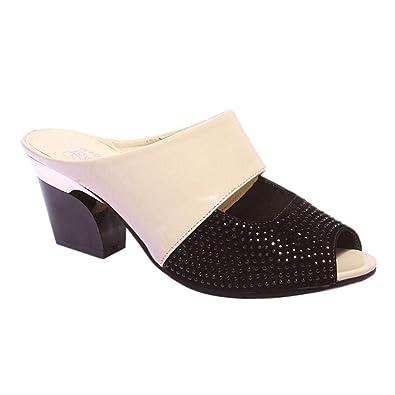 ca8935f2da992 Amazon.com | uirend Slippers Sliders High Heels Shoes Women - Ladies ...
