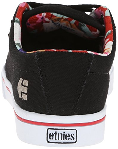 Etnies Black Jameson 2 Women's Shoe Red Skate White r5rXHwq