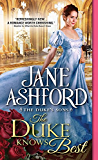 The Duke Knows Best (The Duke's Sons Book 5)