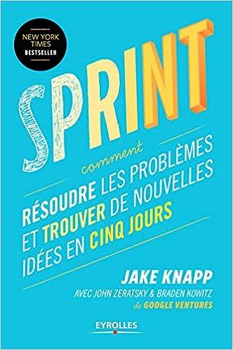 Amazon Fr Sprint Resoudre Les Problemes Et Trouver De